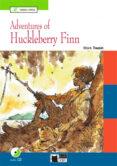 Adventures Of Huckleberry Finn With Cd A2-b1 Green Apple