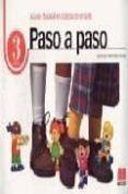 PASO A PASO 3. ACCION TUTORIAL EN EDUCACION INFANTIL (3 AÑOS) di MARRODAN GIRONES, MARIA JOSE
