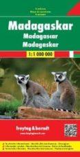 MADAGASCAR, MAPA DE CARRETERAS. (ESCALA 1:1000000) (FREYTAG & BER NDT) di VV.AA