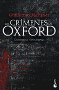 LOS CRIMENES DE OXFORD di MARTINEZ, GUILLERMO