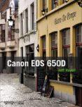 CANON EOS 650D di REVELL, JEFF