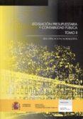 9788447606139 - Vv.aa.: Legislacion Presupuestaria Y Contabilidad Publica Tomo Ii (incluye Cd- - Libro