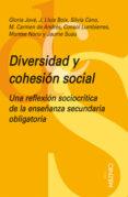 DIVERSITAD Y COHESION SOCIAL: UNA REFLEXION SOCIOCRITICA DE LA ES O di JOVE, GLORIA  BOIX, JOSEP LLUIS