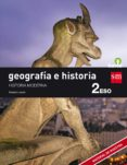 GEOGRAFÍA E HISTORIA 2º ESO SAVIA 2016 (ARAGON, ASTURIAS, CASTILL A Y LEON) di VV.AA