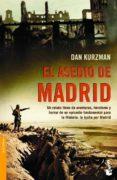 9788408064541 - Kurzman Dan: El Asedio De Madrid - Libro