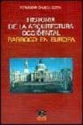 BARROCO EN EUROPA de CHUECA GOITIA, FERNANDO