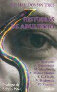 NO HAY DOS SIN TRES: HISTORIAS DE ADULTERIO di VV.AA.