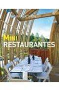 MINI RESTAURANTES (ED. BILINGÜE ENGLISH-ESPAÑOL) di VV.AA.