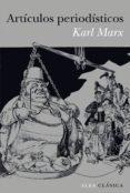 ARTICULOS PERIODISTICOS de MARX, KARL