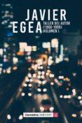 TALLER DEL AUTOR (1966-1999) (VOLUMEN 1) di EGEA, JAVIER