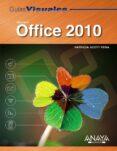 MICROSOFT OFFICE 2010 (GUIAS VISUALES) di PEÑA, PATRICIA SCOTT