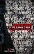 DEJA EN PAZ AL DIABLO de VERDON, JOHN