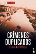 CRIMENES DUPLICADOS (SERIE BERGMAN II) di HJORTH, MICHAEL  ROSENFELDT, HANS
