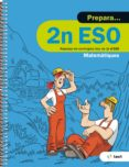 9788441230446 - Vv.aa.: Quadern Prepara Matemàtiques 2º Eso Ed 2017 - Libro