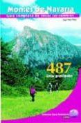 MONTES DE NAVARRA. GUIA COMPLETA DE TODAS LAS CUMBRES. 487 CIMAS PRINCIPALES di FELIU, JUAN MARI