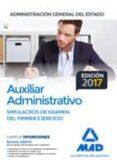 9788414207147 - Vv.aa.: Auxiliar Administrativo De La Administración General Del Estado. Simul - Libro