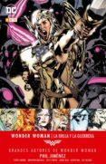 9788417147747 - Grayson Devin: Grandes Autores De Wonder Woman: Phil Jimenez - La Bruja Y La Gue Rrer - Libro