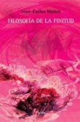 FILOSOFIA DE LA FINITUD (2ª ED.) di MELICH, JOAN-CARLES