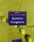 QUIMICA INORGANICA (T. 1) di SHRIVER, DUWARD F.  ATKINS, PETER W.  LANGFORD, COOPER H.