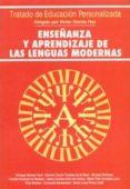ENSEÑANZA Y APRENDIZAJE DE LAS LENGUAS MODERNAS di VV.AA.
