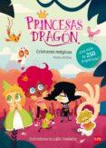 PRINCESAS DRAGON :CRIATURAS MAGICAS  (PEGATINAS) di MAÑAS, PEDRO