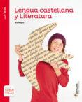 AVANCA LENGUA 1º SECUNDARIA CASTELLANO / CATALAN ED 2015 di VV.AA.