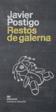 RESTOS DE GALERNA di POSTIGO, JAVIER