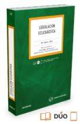9788491350248 - Fornes Juan: Legislación Eclesiástica (18ª Ed.) - Libro