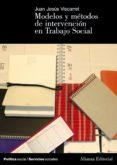 Modelos De Intervencion En Trabajo Social - Alianza Editorial