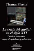 LA CRISIS DEL CAPITAL EN EL SIGLO XXI di PIKETTY, THOMAS