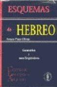 ESQUEMAS DE HEBREO: GRAMATICA Y USOS LINGUISTICOS di PRATS OLIVAN, ARTURO