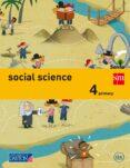 SOCIAL SCIENCE 4º EDUCACION PRIMARIA SAVIA ED 2015 di VV.AA.