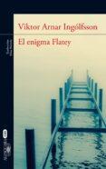 EL ENIGMA FLATEY di INGOLFSSON, VIKTOR ARNAR