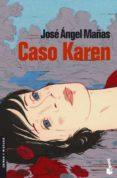 CASO KAREN de MAÑAS, JOSE ANGEL