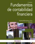 FUNDAMENTOS DE CONTABILIDAD FINANCIERA (3ª ED.) di MONTESINOS, VICENTE