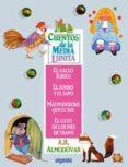 CUENTOS DE LA MEDIA LUNITA 1: EL GALLO KIRICO, EL ZORRO Y EL SAPO , MAS PODEROSO QUE EL SOL, EL GATO DE LOS PIES DE TRAPO di RODRIGUEZ ALMODOVAR, ANTONIO