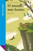 EL MUNDO MAS BONITO de DELGADO, JOSEP-FRANCESC