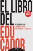 EL LIBRO DEL EDUCADOR di CARRASCO, JOSE BERNARDO