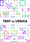 TESTS DE LOGICA di PAZ ENRIQUEZ, SUSANA