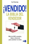 ¡VENDIDO! LA BIBLIA DEL VENDEDOR di CHARNEY, CY