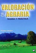 Valoracion Agraria (5ª Ed.) - Mundi-prensa Libros S.a.