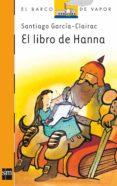 EL LIBRO DE HANNA de GARCIA-CLAIRAC, SANTIAGO
