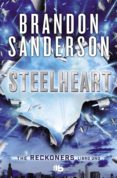 STEELHEART (SERIE RECKONERS VOL. I) de SANDERSON, BRANDON