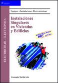 INSTALACIONES SINGULARES EN VIVIENDAS Y EDIFICIOS de MATILLA SOLIS, FERNANDO