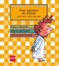TRES CUENTOS DE OLIVIA de LINDO, ELVIRA