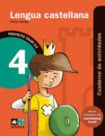 LENGUA CASTELLANA 4º EDUCACION PRIMARIA CUADERNO ACTIVIDADES TRAM 2.0 ED 2012 di VV.AA