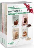 PACK CHOCOLATE I Y II / PANADERIA Y BOLLERIA I Y II di VV.AA.