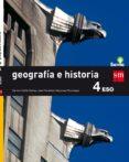 GEOGRAFÍA E HISTORIA 4º ESO SAVIA 16 di VV.AA.