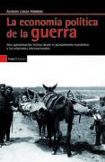 LA ECONOMIA DE LA GUERRA de LANGA HERRERO, ALFREDO