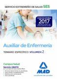 9788414210956 - Vv.aa.: Auxiliar De Enfermeria Del Servicio Extremeño De Salud (ses): Temario - Libro
